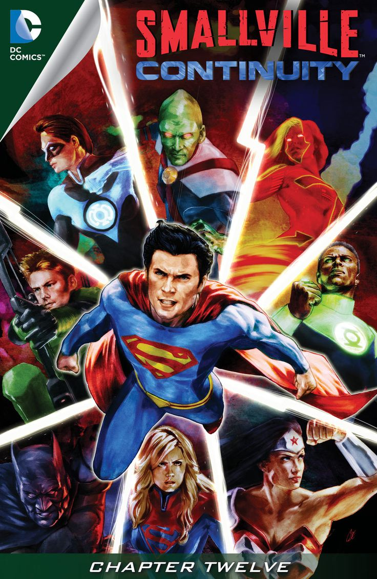 """Images for : Miller & Staggs Bring """"Smallville"""" to a Close with Season 11 Finale - Comic Book Resources"""