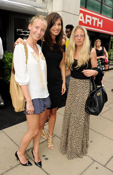 Martha Ward, Amanda Sheppard and Astrid  Harbord
