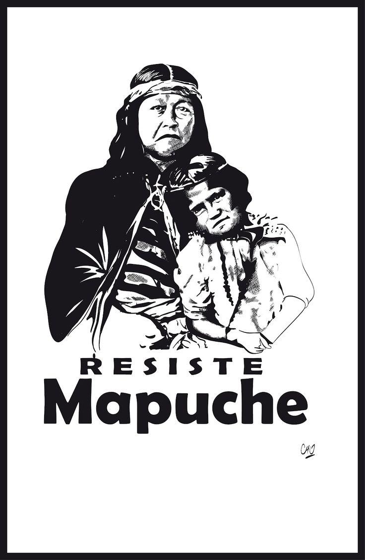 resiste+mapuche.jpg (1043×1600)