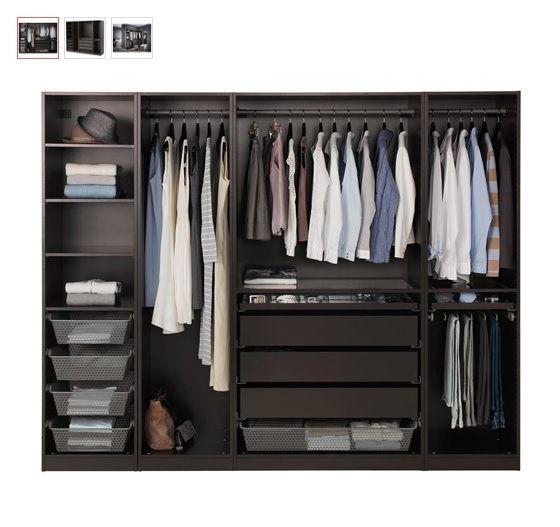 214 besten yatak odas bilder auf pinterest ikea pax. Black Bedroom Furniture Sets. Home Design Ideas