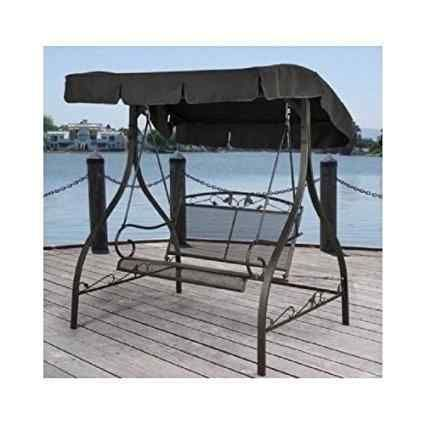 25 Best Ideas About Patio Swing With Canopy On Pinterest