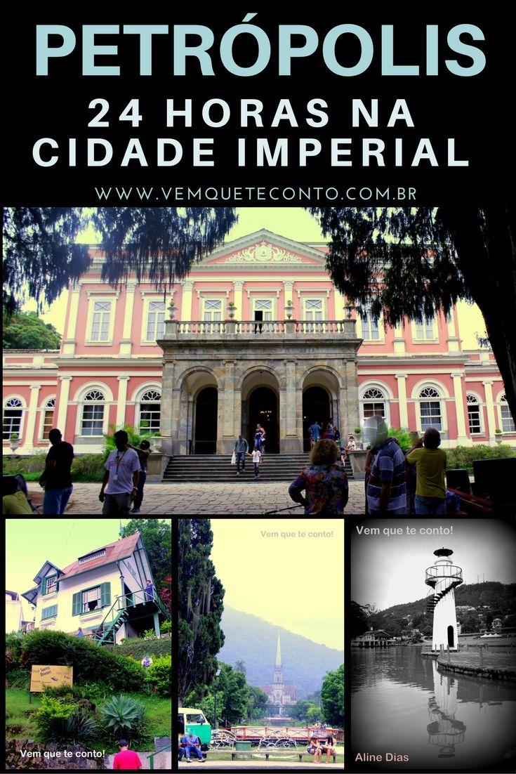 Um roteiro para aproveitar bem um final de semana em Petrópolis, RJ. Com dicas de hospedagem, o que fazer, onde comer e mapas para roteiro a pé no centro da cidade Imperial. Brasil http://wp.me/p6RwJv-3u