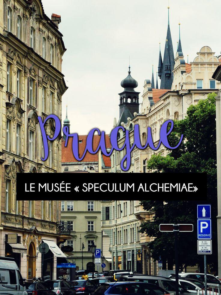 #Prague #musée #Alchimiste #backpack #voyage #RépubliqueTchèque
