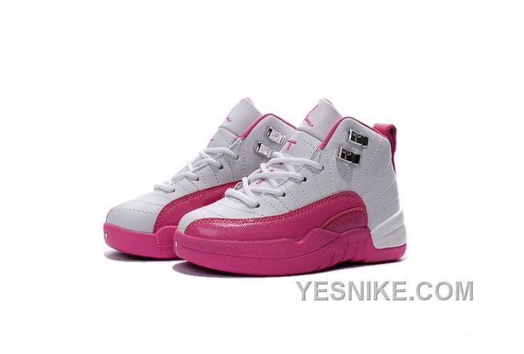 http://www.yesnike.com/big-discount-66-off-kids-jordan-12-shoes-valentines-day-dynamic-pink-for-sale.html BIG DISCOUNT! 66% OFF! KIDS JORDAN 12 SHOES VALENTINE'S DAY DYNAMIC PINK FOR SALE Only $88.00 , Free Shipping!