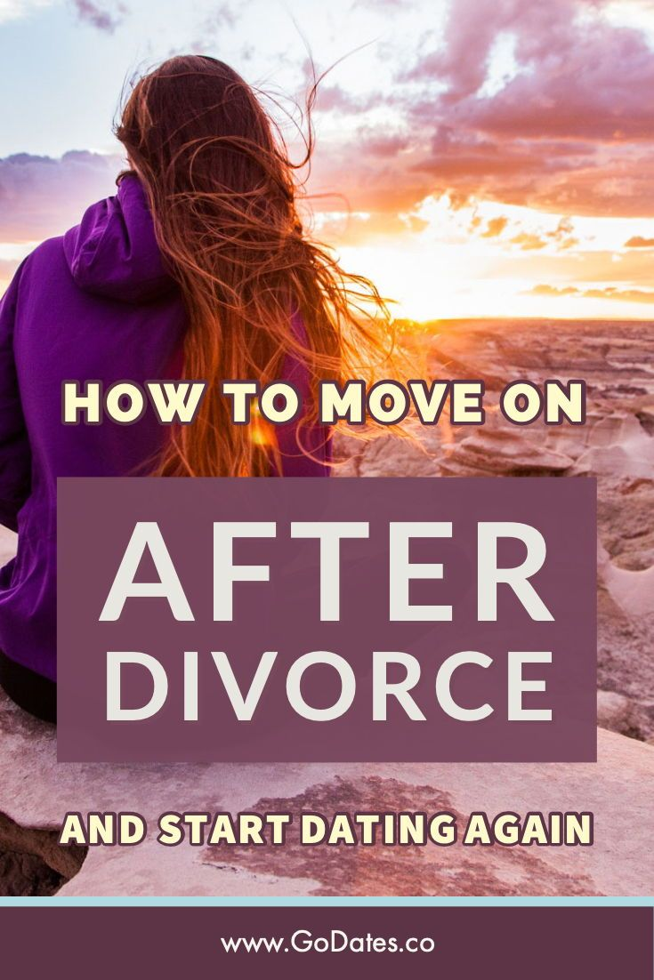 Getting back in the dating game after divorce