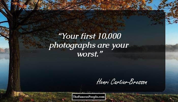 Henri Cartier-Bresson Biography - Childhood, Life Achievements & Timeline