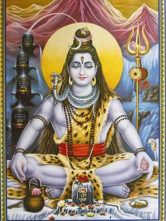 Sitting Shiva Picture