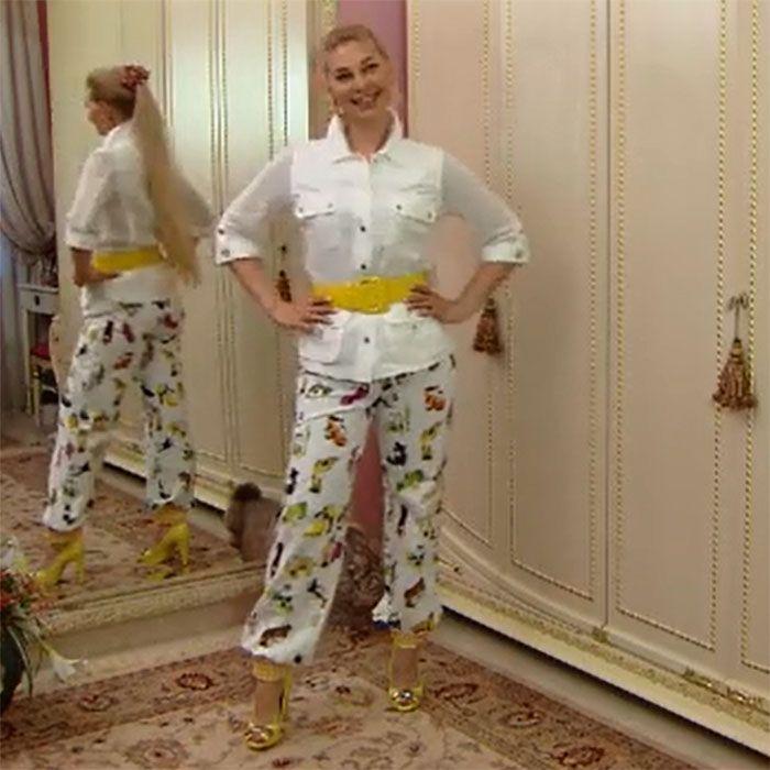 Ольга Никишичева: Шьем вместе трикотажные брюки