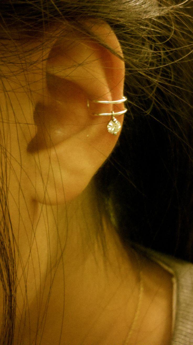 77 best ear cuff inspiration images on pinterest ear cuffs ear cuff baditri Choice Image