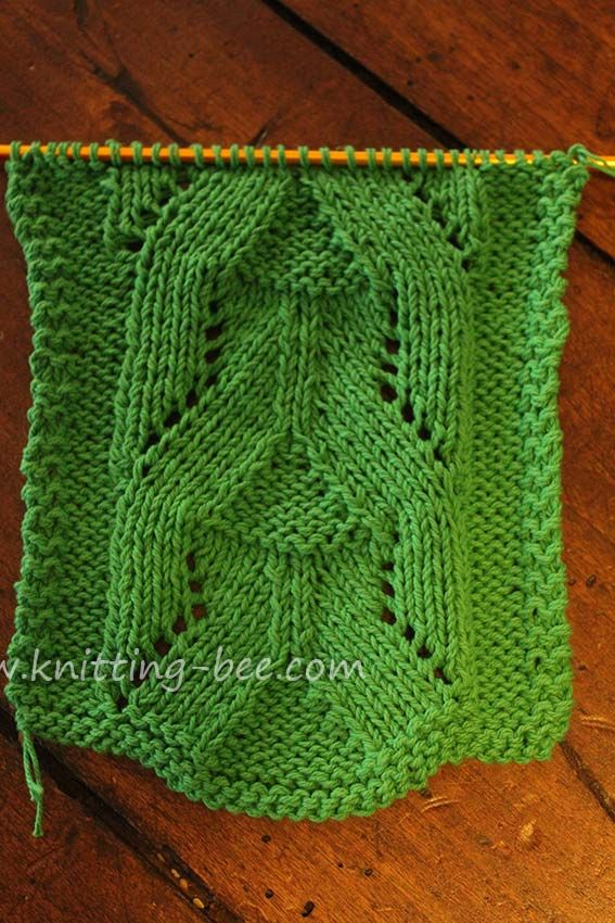 Knitting Ssk Stitch : Best images about knitting aran cables on pinterest