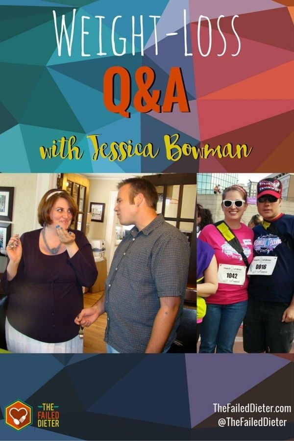 Hello, my name is Jessica Bowman, and I am a failed dieter, literally! After trying about every diet under the sun, I finally figured out how to lose weight the healthy and happy way. By making small changes, I was able to change my bad habits into good h