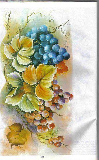 crochet e Pintura 5 - Lidia Arte - Álbuns da web do Picasa