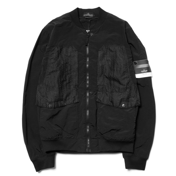 Stone Island Shadow Project DPM Grid Jacquard 2 Bomber► Available at Haven