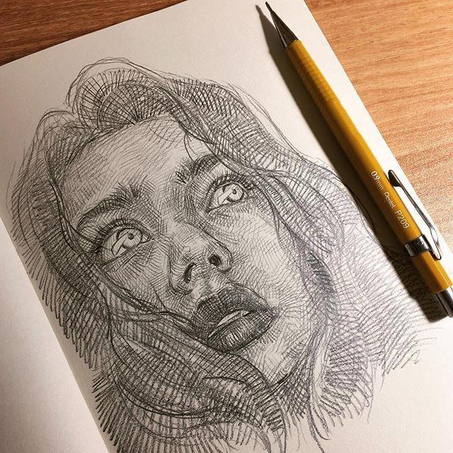 WANT A SHOUTOUT ?   ! ᴄʟɪᴄᴋ ʟɪɴᴋ ɪɴ ᴍʏ ʙɪᴏ ᴛᴏ ʙᴇ ғᴇᴀᴛᴜʀᴇᴅ !     Tag #DRKYSELA   Repost from @uniquelab   A dedication drawing Graphite on uniquebook 2016. #pentel P209. #sketch #drawing #illustration #uniquelab #uniquelabart #uniquebook2016 via http://instagram.com/zbynekkysela