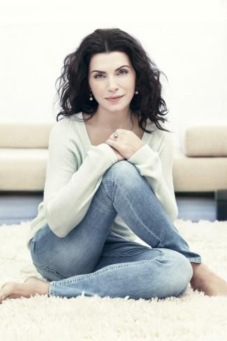 Julianna Margulies - Turned down a deal of $27 million to stay on ER because money wasn't the most important factor in her happiness, and then came back to have her greatest career success in her forties. After decades of believing that marriage wasn't for her, she met her husband around forty and started a family.