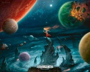 Ekhorizon » Magic l'Assemblée » Du multivers au mana