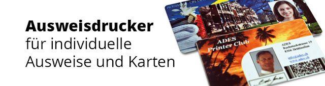 BESSERDRUCKEN: Ausweisdrucker für individuelle Ausweise Drucke De...