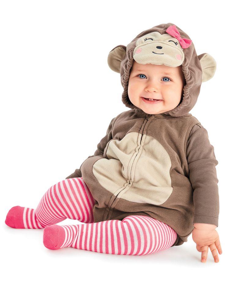 Little Monkey Halloween Costume | Carters.com