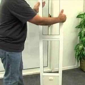 Portable Screen Door Cats