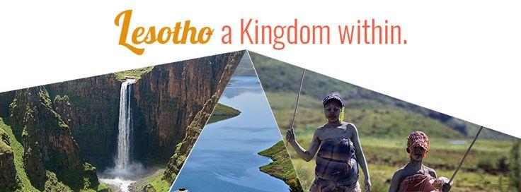 Lesotho travel destination