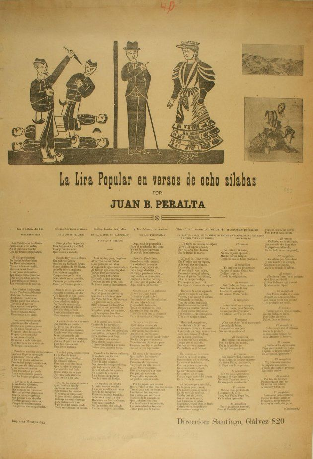 DIRAC - Lira Popular Chilena ya es parte del registro Memoria del Mundo de Unesco