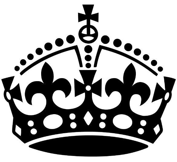 The original Keep Calm Crown!