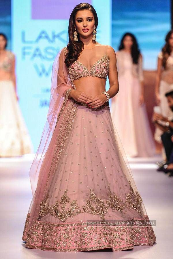 LFW Winter 2015 Anushree Reddy.