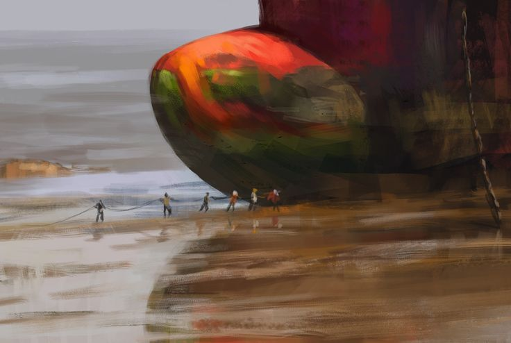 environmental study #kust_art #sketch #study #india #invironmental #digitaldrawing #art #cgart