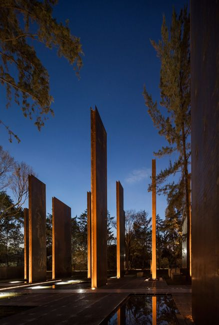 Memorial to Victims of Violence in Mexico, Mexico City