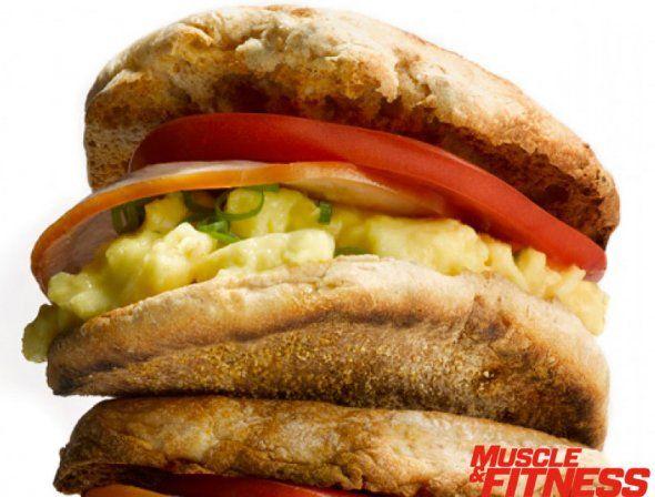 sendvič - mikrovlnka