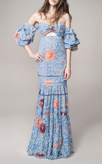 Johanna Ortiz Spring Summer 2016 Look 4 on Moda Operandi