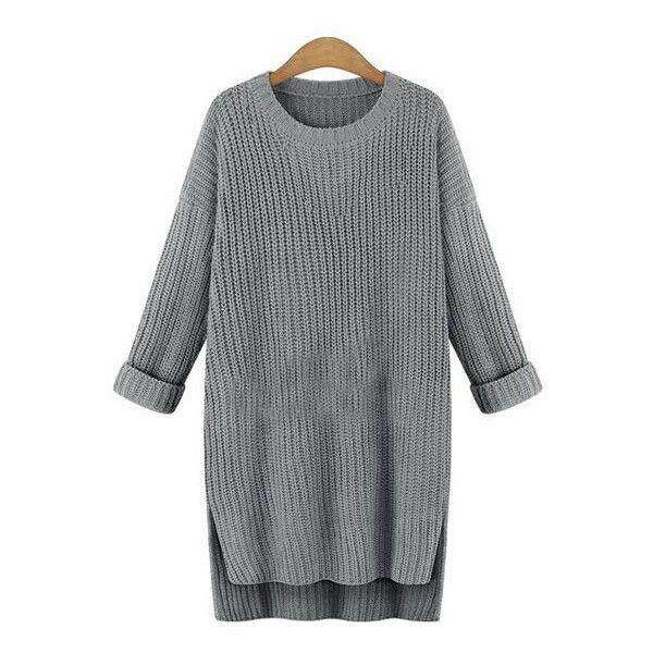 Best 25+ Grey sweater dress ideas on Pinterest   Grey winter ...