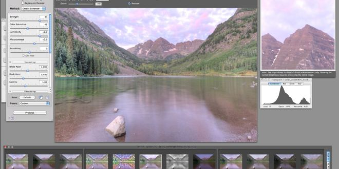 HDRsoft Photomatix Pro 5.0 Full License Serial  Key Crack download