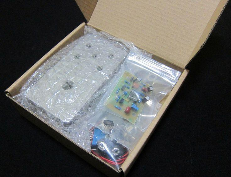 Zen Tone Full Kit + drilled enclosure