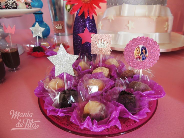 Cake Deco Mania : 1000+ images about Barbie the Princess and the Popstar ...