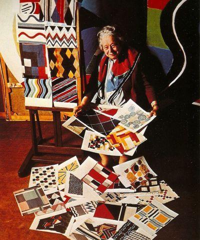 ARTE PARA NIÑOS: Sonia Delaunay al alcance de los más pequeños - RZ100arte