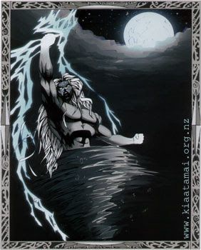 Tawhirimatea: God of Wind and Storms