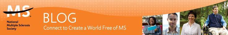 National MS Society Blog  http://blog.nationalmssociety.org/