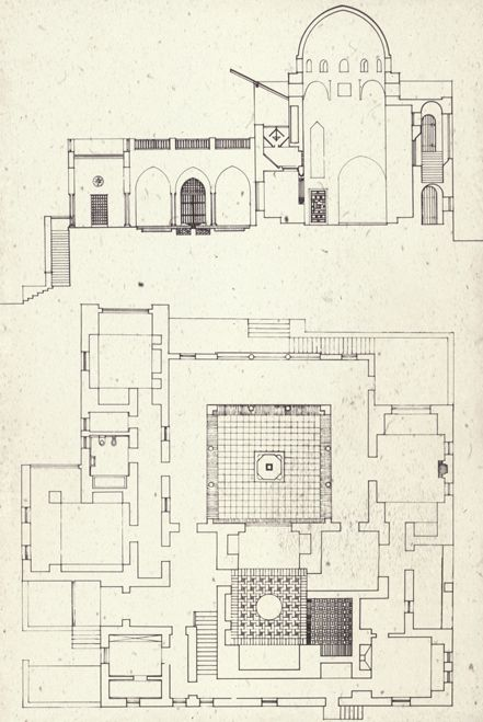 19-Egypt, fayum-hamdi seif al-nasr resthse. hasan fathy_large.jpg 441×659 pixels