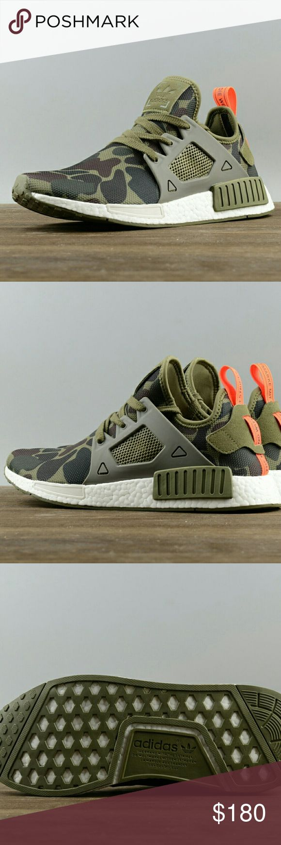 Authentic Adidas NMD  boost with original box Size US 4-13 available. adidas nmd  boost are authentic best retail  version shoes with real boost and original box and  receipts,Everything of them are the same as originals in adidas  store and have highest performance cost.all are real shots, what  you see is what you get. We have many customers are satisfied with  the quality very much. Please contact us to get $30 off before  place the order, WhatsAPP: +86 17081930391 Kik: topsneakersseller…