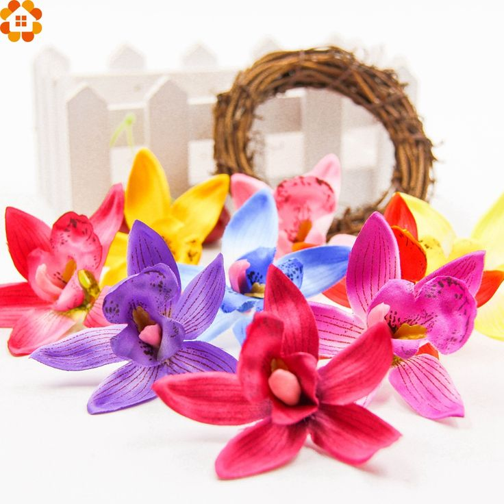 Price: $5.06 Like and Share if you want this     Get it here ---> https://www.yamidoo.com/20pcslot-7-5cm-silk-gradient-orchid-artificial-flower-head-for-wedding-decoration-diy-wreath-gift-scrapbooking-fake-flower/    #gadgets
