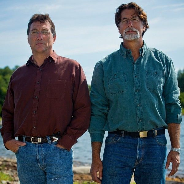 Last night on History Channel's THE CURSE OF OAK ISLAND, the brothers Lagina got ready to take a look down that murky hole that has been the source of so many