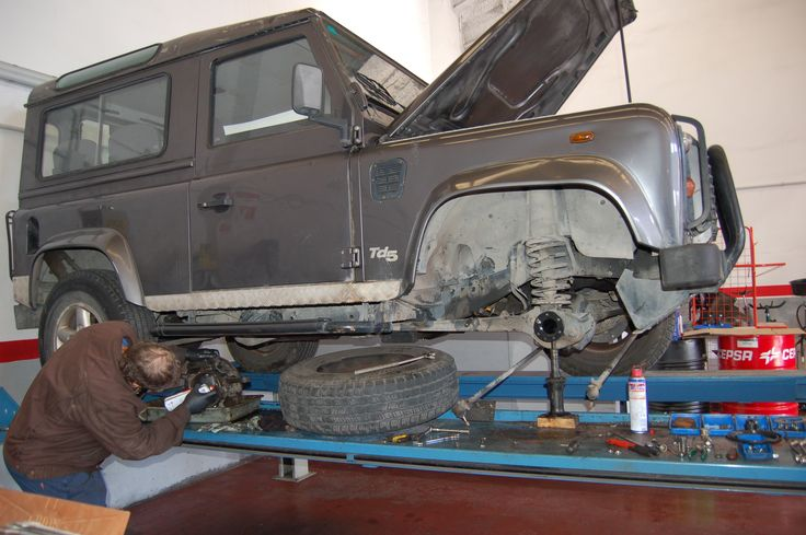 #4x4 #auto #taller4x4 #todoterreno #jeep taller mecanico  especialista en 4x4 el Campello alicante