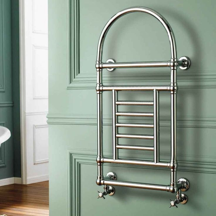 The Brenton Yomba Wall Mounted Towel Rail Radiator is ideal for bathrooms that are lacking space, due to its intelligent design. Crafted with functionality and style in mind the Yomba would be a great addition to almost any traditional bathroom. #traditionalradiators