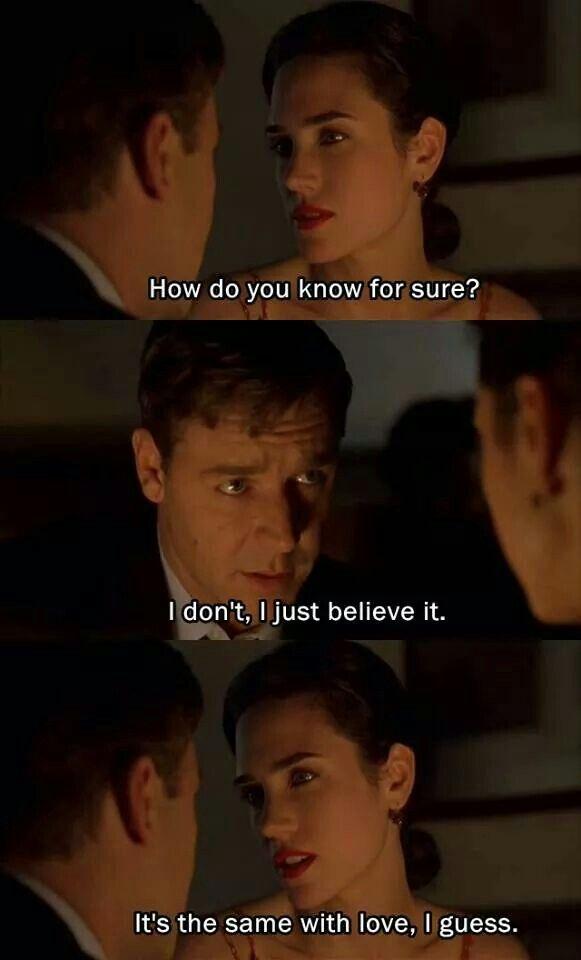 A beautiful mind ( 2001)