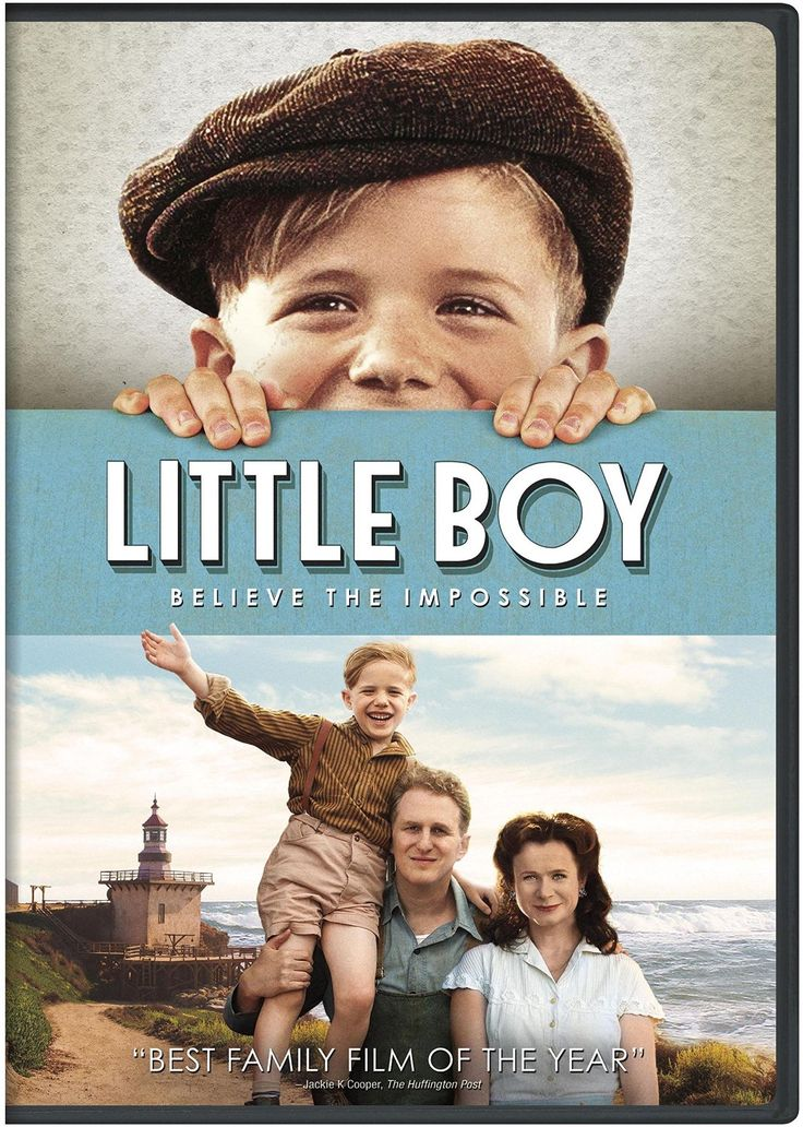 Checkout the movie Little Boy on Christian Film Database: http://www.christianfilmdatabase.com/review/little-boy/