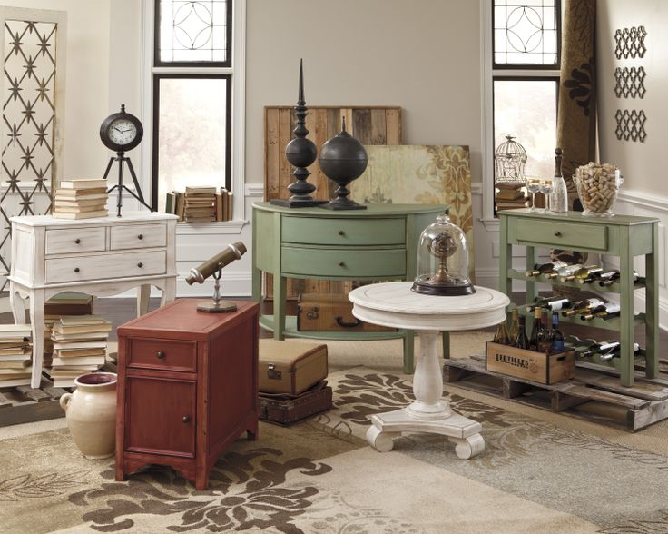 Which Color Scheme Would You Choose? Accent FurnitureFurniture DecorCountry  ...