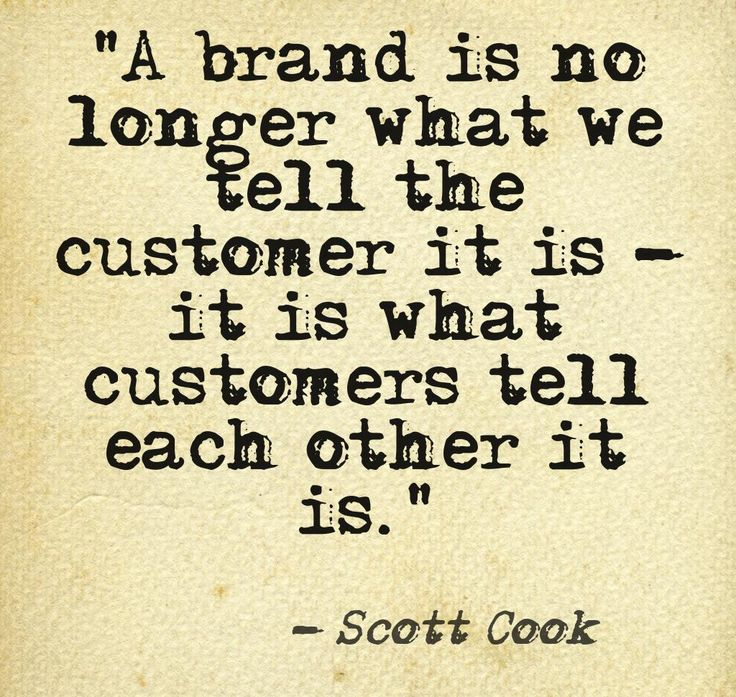 A great quote from Scott Cook explaining how nowadays companies rely on word of mouth much more to market their products, many social networking sites share what people's friends follow and are interested in and in turn gain more followers as people worry about missing out or not being current.