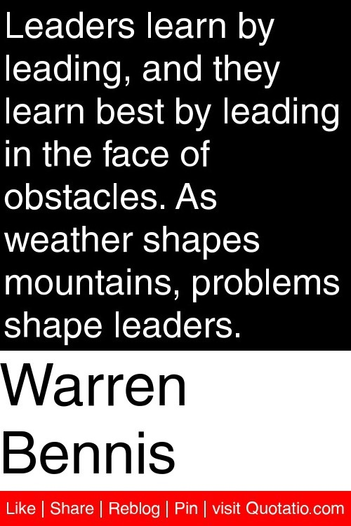 four leadership competencies from warren bennis For warren bennis that moment came and the role of leadership in groups once again bennis successful leaders had four essential competencies.