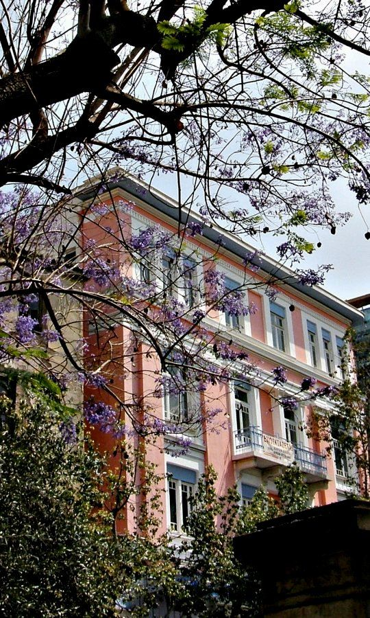 Spring.. Aiolou Street ~ Athens, Greece | Flickr - Photo by Eleanna Kounoupa